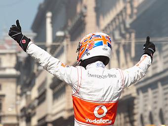 Хэмилтон выбрал фаворита в борьбе за поул-позицию на Гран-при Испании