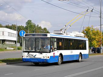 Власти Москвы потратят 2,4 миллиарда рублей на покупку троллейбусов