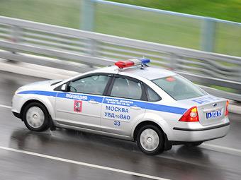 Российская полиция решила следить за водителями при помощи чипов
