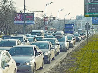 """Власти Москвы создадут собственный """"пробочный"""" сервис"""