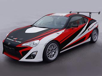 Президент Toyota лично протестировал раллийную версию GT 86
