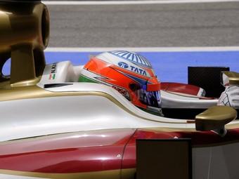 Картикеяну разрешили стартовать в Гран-при Испании