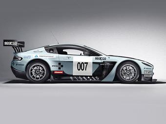 "Aston Martin выставит на ""24 часа Нюрбургринга"" четыре суперкара"