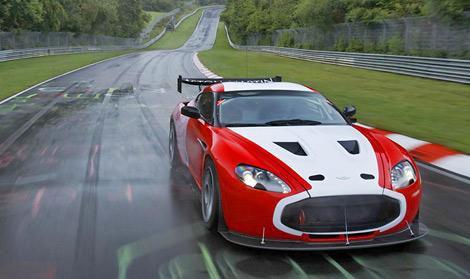 В марафоне поедут V8 Vantage, V12 Zagato и V12 Vantage GT3