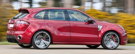"""600-сильный автомобиль на базе """"Кайенна"""" обойдется минимум в 261,5 тысячи евро"""