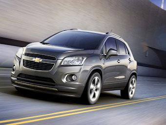 Компания Chevrolet показала новую модель