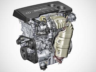 Opel за год представит три новых линейки двигателей