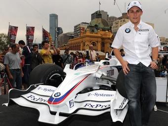 Команда Williams наняла бывшего гонщика Red Bull