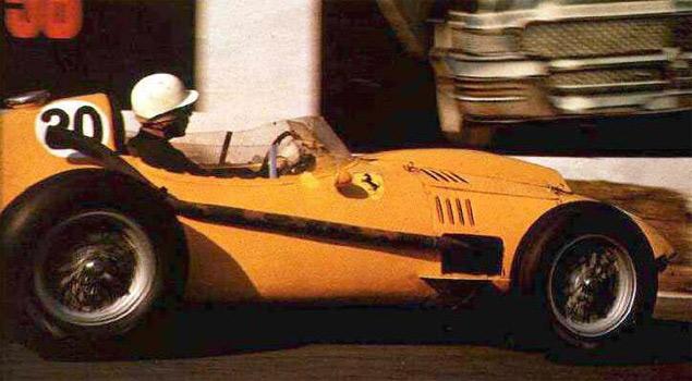 Какой была самая необычная раскраска гоночных машин. Фото 1