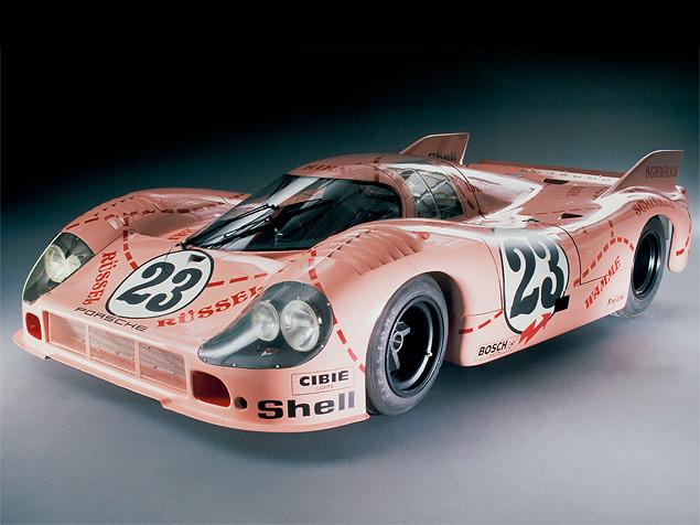 Какой была самая необычная раскраска гоночных машин. Фото 2