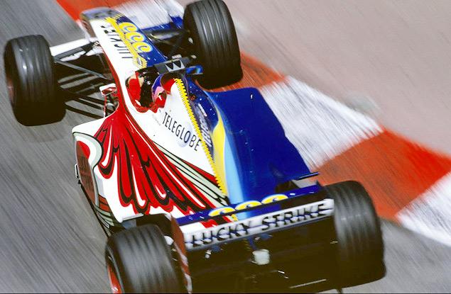 Какой была самая необычная раскраска гоночных машин. Фото 4