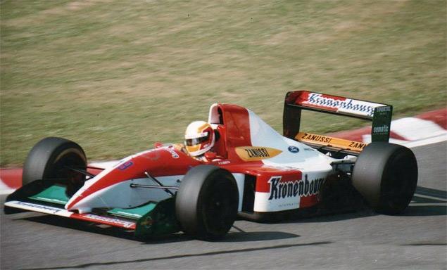 Какой была самая необычная раскраска гоночных машин. Фото 6