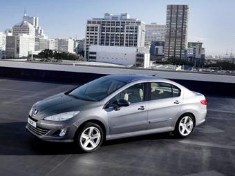 Компания Peugeot объявила цену на бюджетный седан для России