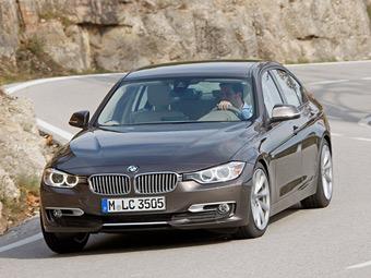 """""""Трешка"""" BMW получила два новых мотора"""