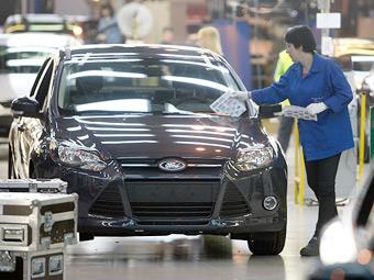 Рабочие российского завода Ford устроят бессрочную забастовку
