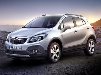 Кроссовер Opel Mokka появится в России раньше Европы