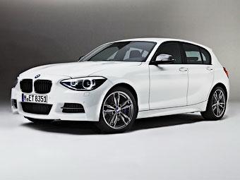 """Пятидверная """"копейка"""" BMW обзавелась 320-сильным мотором"""