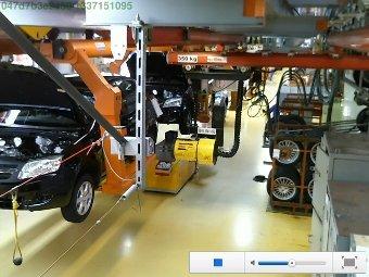 Сборку седанов Lada Granta начали показывать в интернете