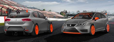 Автомобили имеют спортивную подвеску, салоны с каркасом безопасности и DSG. Фото 5