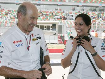 Основатель Sauber продал треть команды