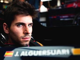Альгерсуари пообещал вернуться в Формулу-1