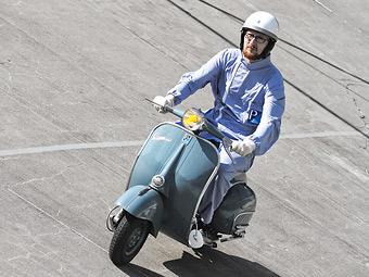ФАР предложила запретить скутеристам ездить по скоростным магистралям