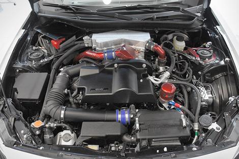 Ателье Gazoo Racing представило тюнинг-пакет для японского спорткупе. Фото 2