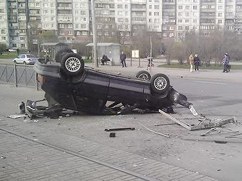 В России увеличилось число смертельных ДТП