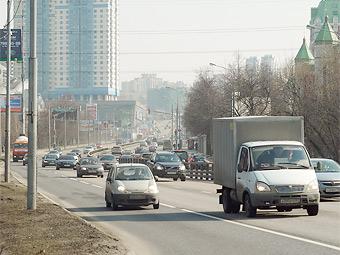 Московский регион составил четверть авторынка страны