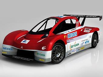 Mitsubishi выставит на Пайкс Пик два электрокара