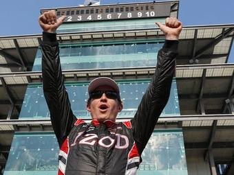 """В квалификации к """"Инди-500"""" зафиксирован самый плотный результат в истории"""
