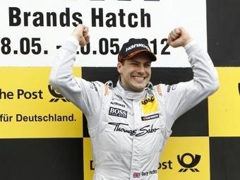 Гэри Пэффетт упрочил лидерство в DTM после второй победы в сезоне