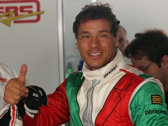 38-летний пилот на BMW одержал первую в карьере победу в WTCC