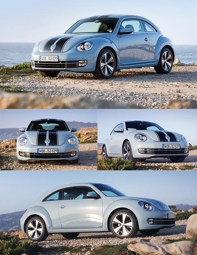 Тест-драйв возмужавшего VW Beetle. Фото 1