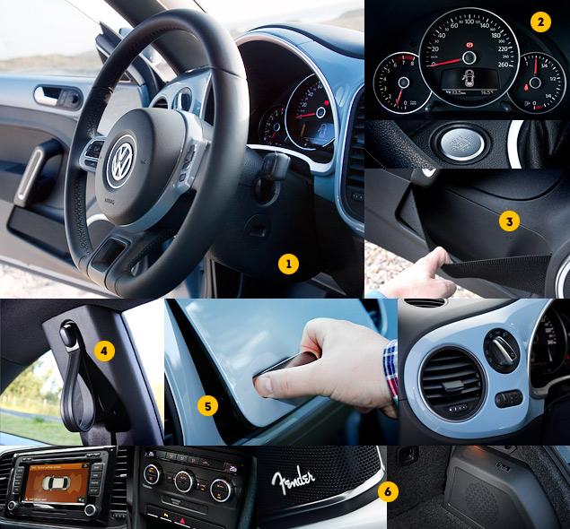 Тест-драйв возмужавшего VW Beetle. Фото 3
