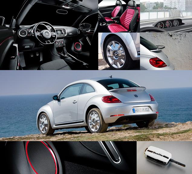 Тест-драйв возмужавшего VW Beetle. Фото 5
