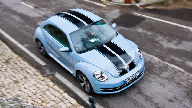 Тест-драйв возмужавшего VW Beetle. Фото 6