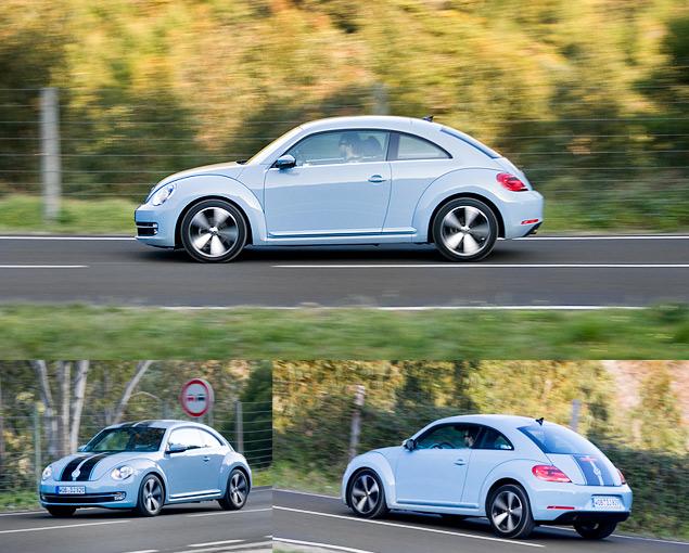 Тест-драйв возмужавшего VW Beetle. Фото 7