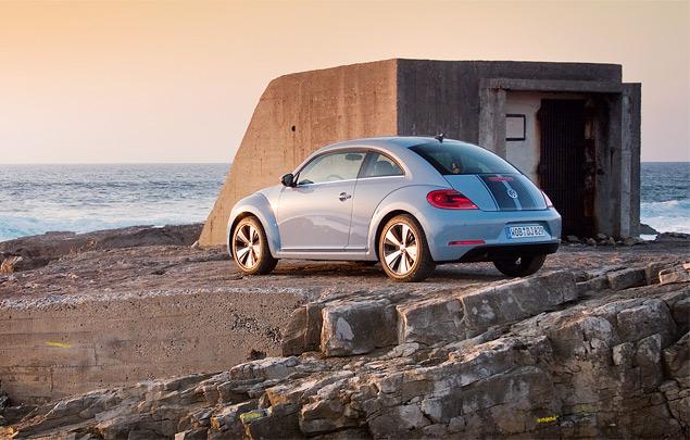 Тест-драйв возмужавшего VW Beetle. Фото 8