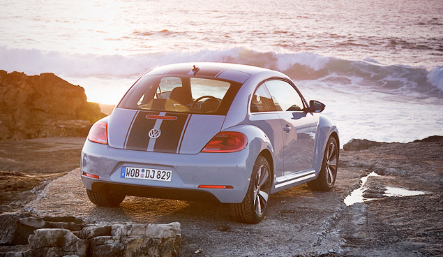 Тест-драйв возмужавшего VW Beetle. Фото 9