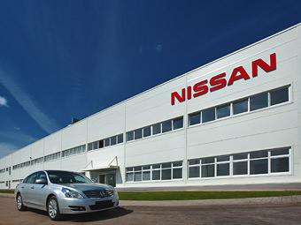 Российский завод Nissan удвоит производство