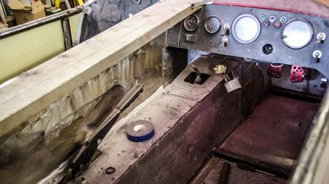 Машину построят за шесть недель из старых запчастей. Фото 2