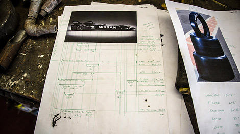 Машину построят за шесть недель из старых запчастей. Фото 3