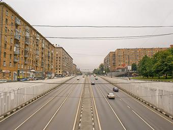 За три года в Москве реконструируют 12 вылетных магистралей
