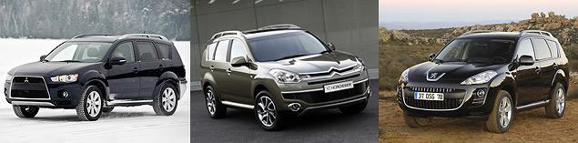 Ищем отличительные черты в Peugeot 4008