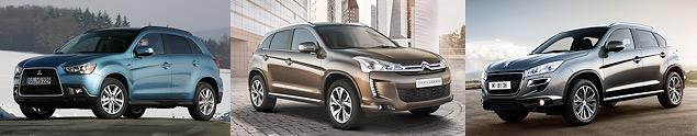 Ищем отличительные черты в Peugeot 4008. Фото 1