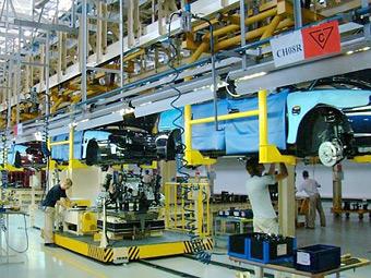 """На """"ИжАвто"""" наладят сборку новой модели Renault"""