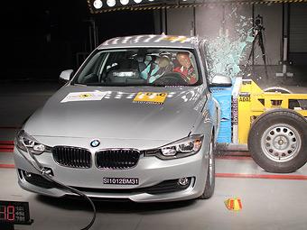 Комитет Euro NCAP разбил четыре новых автомобиля