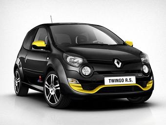 Renault и Red Bull построили спецверсию хот-хэтча Twingo RS