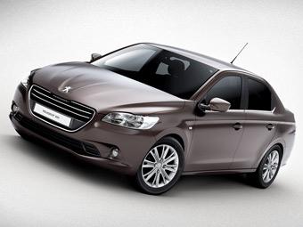 Компания Peugeot представила новую модель
